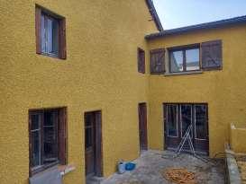 Rénovation de façades Chasselay 3R FAÇADES - Applicateur Exclusif VERTIKAL® Bernard
