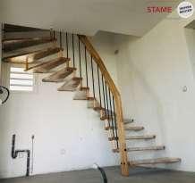 Créateur d'Escaliers Tampon STAME Pascal